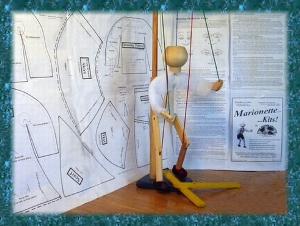 """Character"" Marionette Kits"